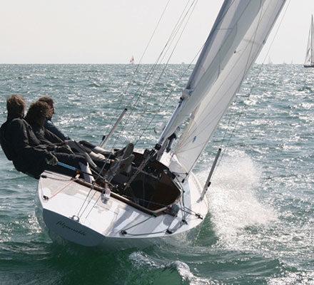 Naviguer par vent fort