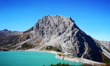 Starkwindtraining auf dem Berg