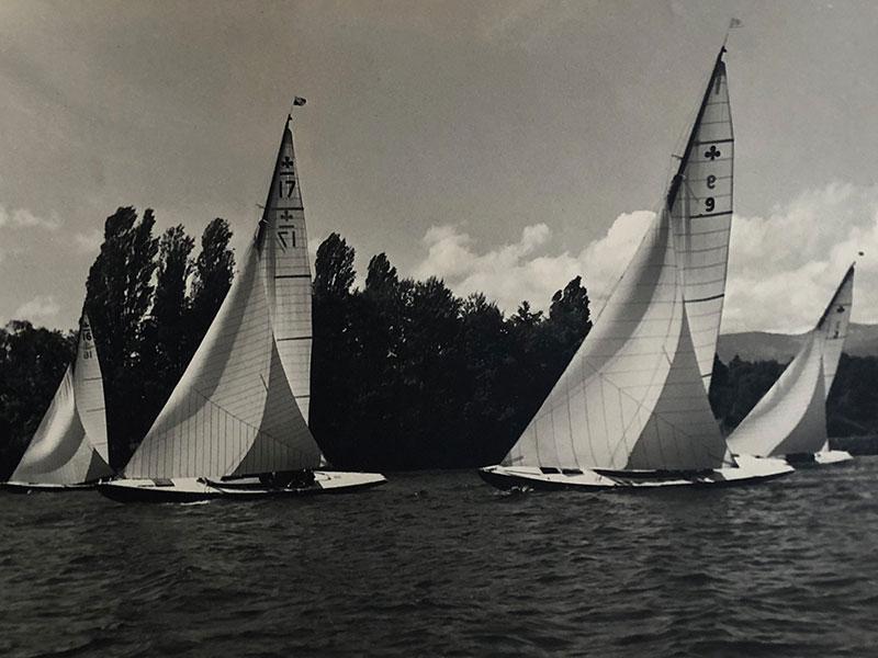 Z17 UND Z9. Foto Archives Copponex