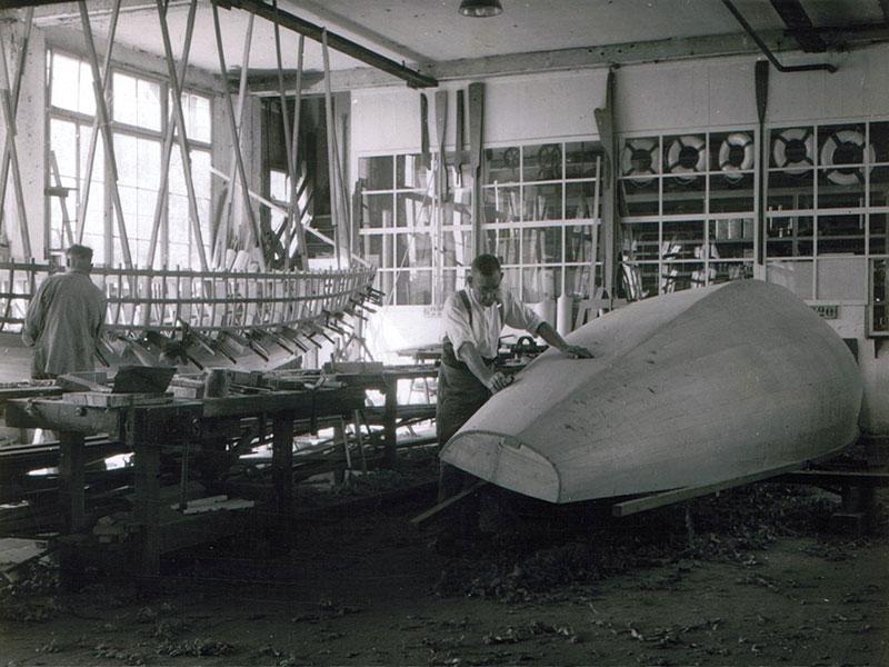 Die Geschichten der Lacustre Flotte