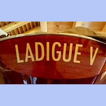"""Lacustre 244 """"La Digue"""""""