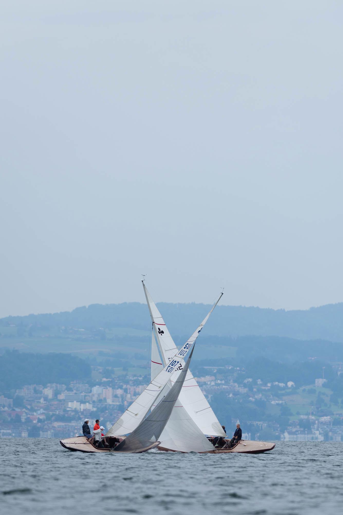 Lacustre Schweizer Meisterschaft 2019, Rapperswil/Zürichsee. Foto Jürg Kaufmann