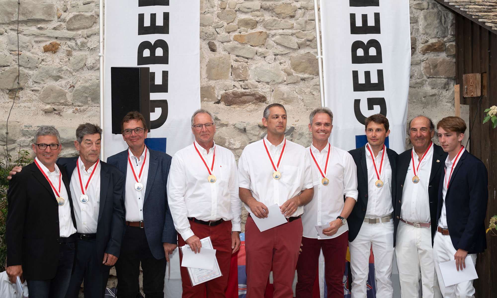 Lacustre Swiss National Championship 2919 Rapperswil