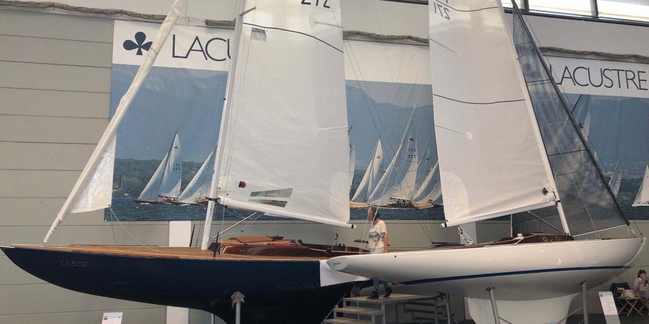 Lacustre an der Interboot