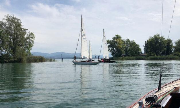 Die Mini-Far Niente auf dem Zürichsee – ein veritabler Hit trotz Covid 19