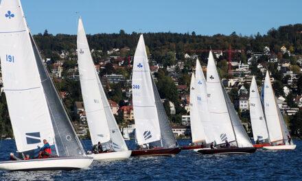 Herbstpreis II Zürcher Yacht Club – ein würdiger Abschluss der turbulenten Segelsaison 2020