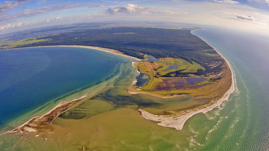 Mit dem Lacustre in die vorpommerschen Bodden und die Ostsee